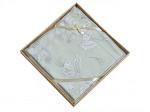 Комплект простыни 180х245 см с двумя наволочками 50х70 см из сатина тенсель Asabella 1526-3PS