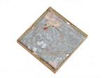 Комплект простыни 240х260 см с двумя наволочками 50х70 см из сатина тенсель Asabella 1529-3P