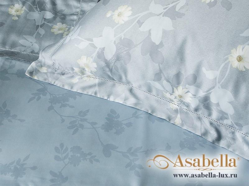 Комплект простыни 180х245 см с двумя наволочками 50х70 см из сатина тенсель Asabella 323-3PS