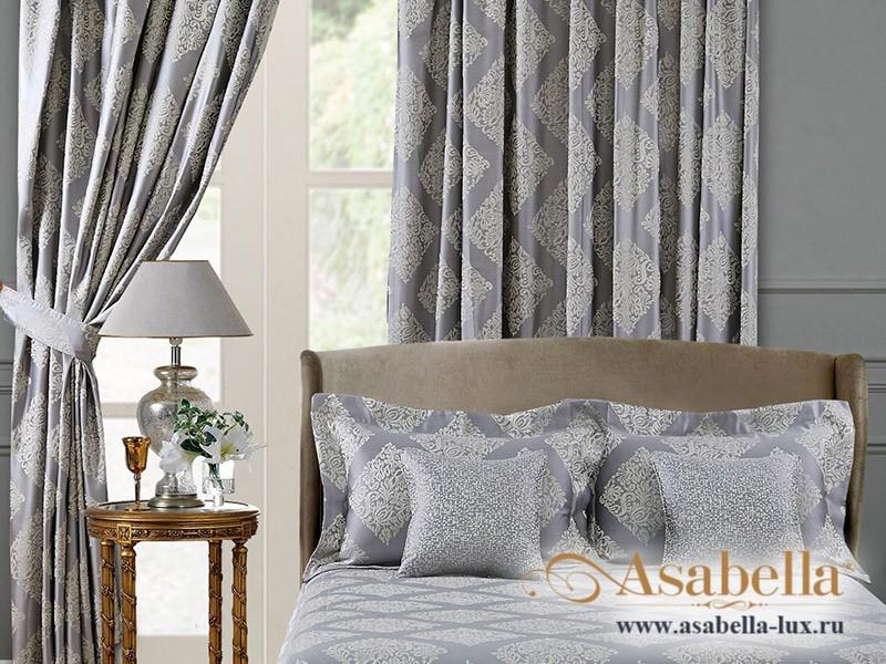 Шторы Asabella 58S (2 полотна размером 270х275 см)