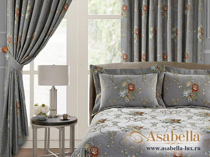 Шторы Asabella 60S (2 полотна размером 270х275 см)