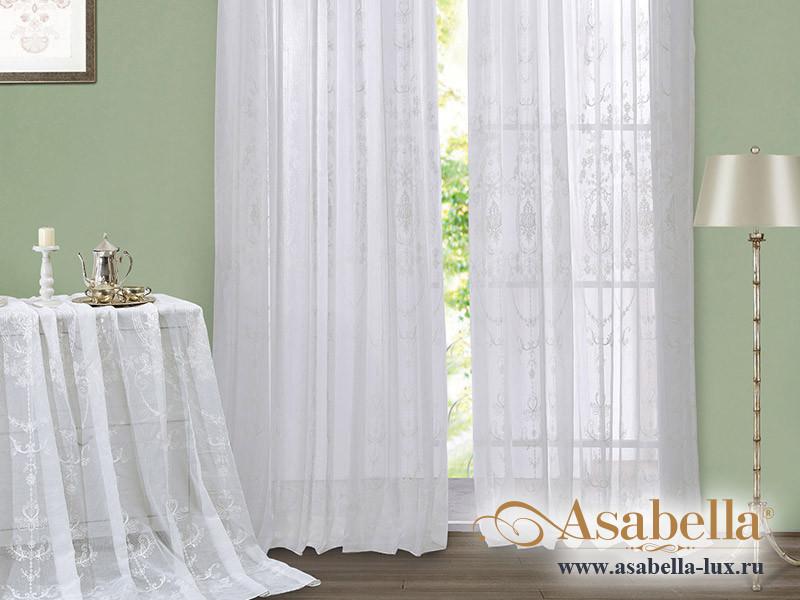 Тюль Asabella A03 (2 полотна размером 270х275 см)