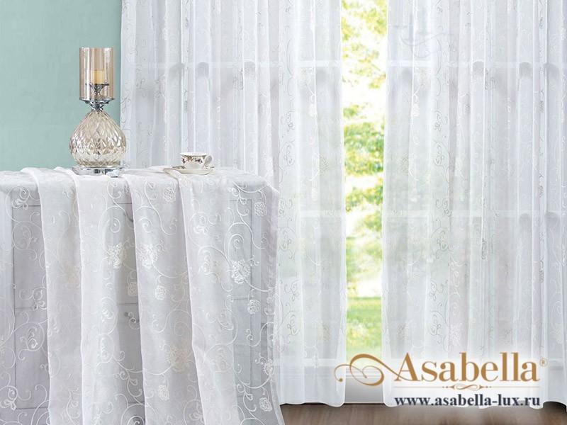 Тюль Asabella A05 (2 полотна размером 270х275 см)