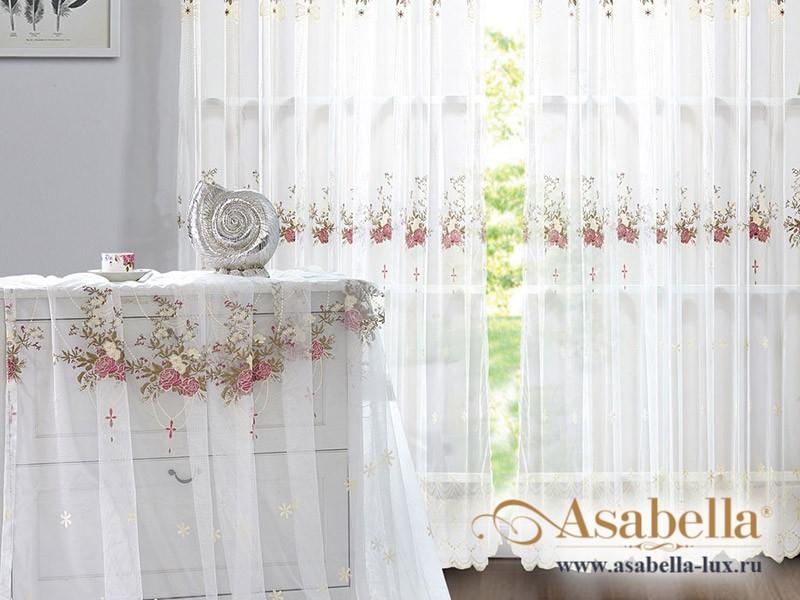 Тюль Asabella A06 (2 полотна размером 270х275 см)