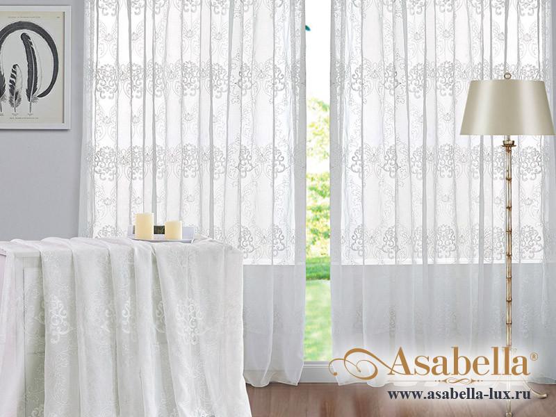 Тюль Asabella A12 (2 полотна размером 270х275 см)